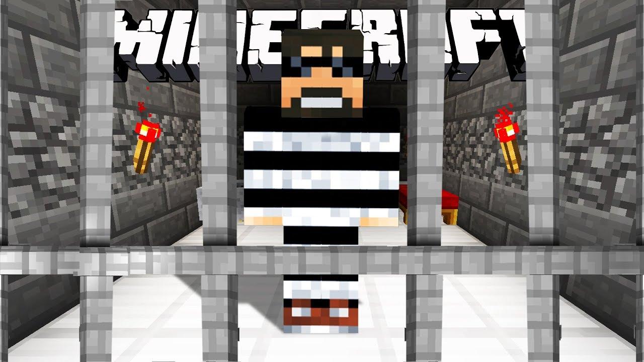 Minecraft: JAIL BREAK | BRAND NEW PRISON WARD!! #8