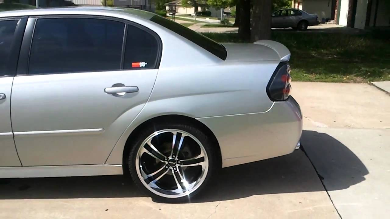 2006 Malibu SS On 20s YouTube