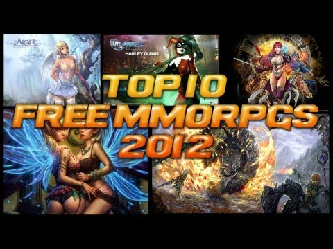 Top 10 Free MMORPG Games for 2012