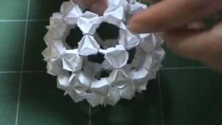 Origami Buckyball
