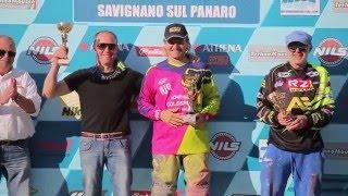Campionato Quadcross FMI 2016: Savignano sul Panaro, intervista Alessandro Fontanazzi