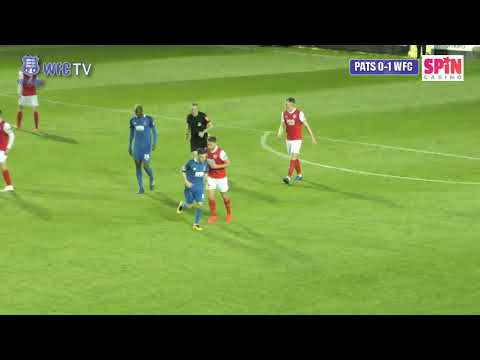 St Patrick's Athletic 0-3 Waterford FC - SSE Airtricity League [3-5-19]