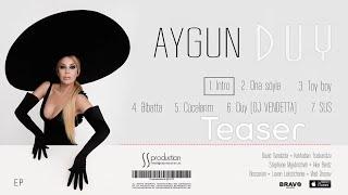 Aygün Kazımova - DUY (EP Album Teaser)