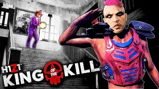 H1Z1 King of the Kill | NEW MAP!! Battle Royale? Try BUTTLE ROYALE! | H1Z1 King of the Kill Gameplay
