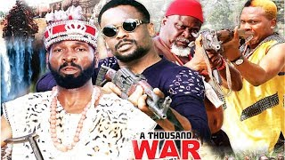 A Thousand War Season 3 - Sylvester Madu|Zubby Micheal 2019 Latest Nigerian Nollywood Movie