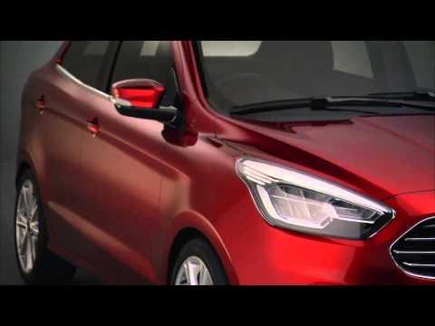 Nuevo Ford Ka sedán concept