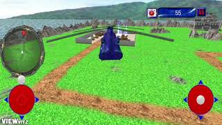 Police Airplane Transport: Ship Driving - New Police Cars - Gameplay Android FHD