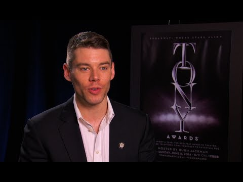 2014 Tony Awards Meet the Nominees: Brian J. Smith