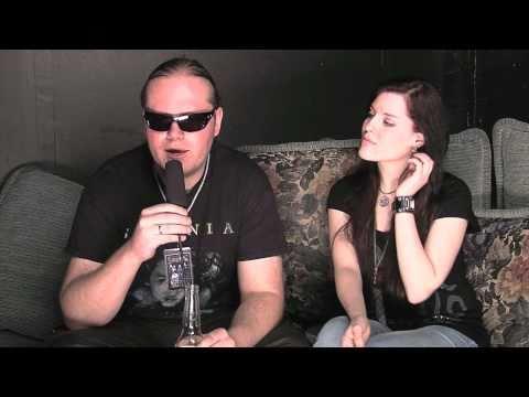Sirenia Interview HD