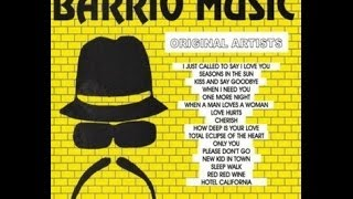 BARRIO MUSIC OLDIES VOL 1