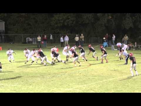 ECS Football vs Fayette Academy 10_19_12