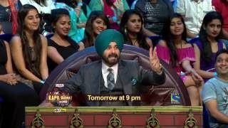 The Kapil Sharma Show | Yuvraj and Hezal | Promo 2 | Tommrow