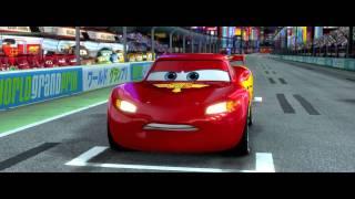 Cars 2: Japan Race - Clip