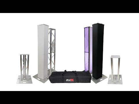 ProX FLEX TOWER™ Platform Totem Truss Package w/ Bag
