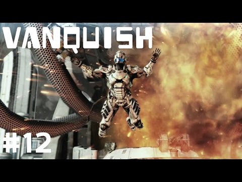 DO THE ROBOT DANCE ~ Vanquish [Ep 12]