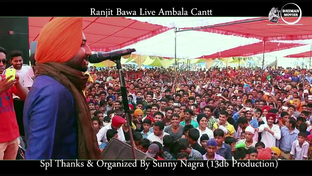 Jean Live Ranjit Bawa Ranjit Bawa Live| Jean 2 |new