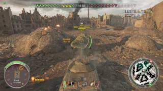World of Tanks ps4 IS3 brothers in arms medal