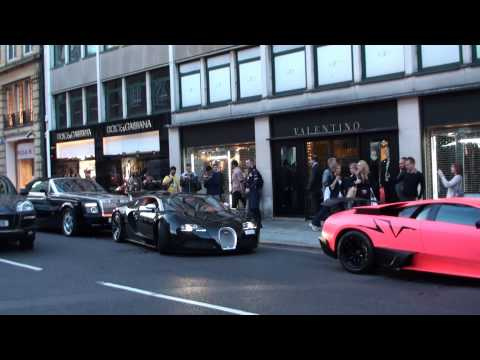 The Great London-Arabic Supercar Motorshow