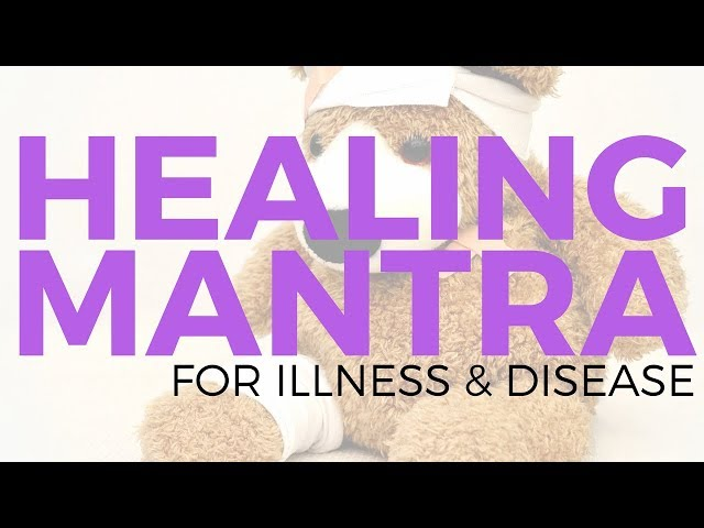 Healing Mantra for Rest & Recovery (and Ulcerative Colitis Flares)