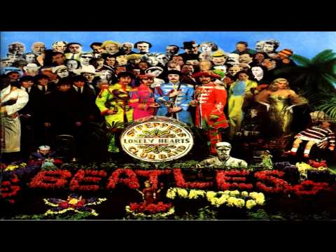 The Beatles - Sgt Peppers Lonely Hearts Club Band / With A Little Help From My Friends