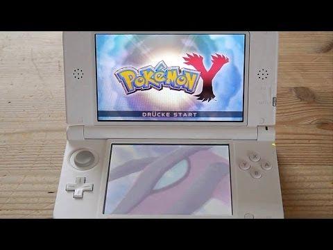 Pokémon X & Y (3DS) Review Deutsch HD