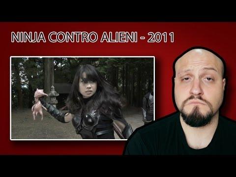 Ninja VS Alieni – La ZOZZERIA che fa ridere