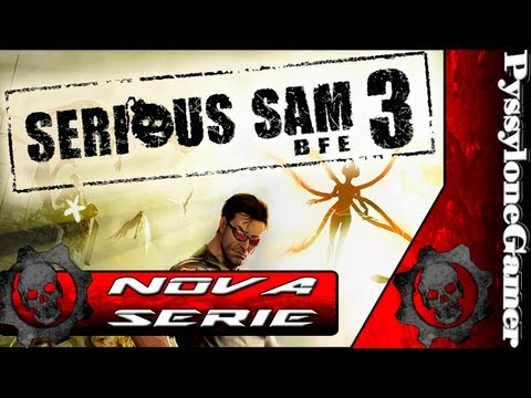 Nova Serie Do Canal - Serious Sam 3 trailer