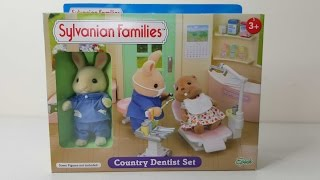 Country Dentist Set Sylvanian Families