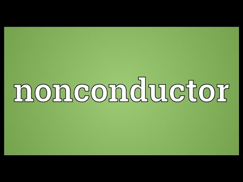 Header of nonconductor