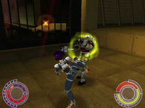 Best fighting game ever. Oni level 3 part 1