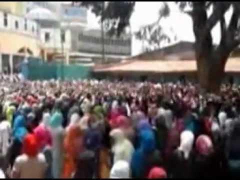 bilal tube - Allahu Akber Sisters at Anwar Mosque May 4 2012