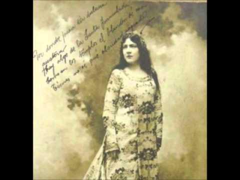 Marie Lafargue, mezzo