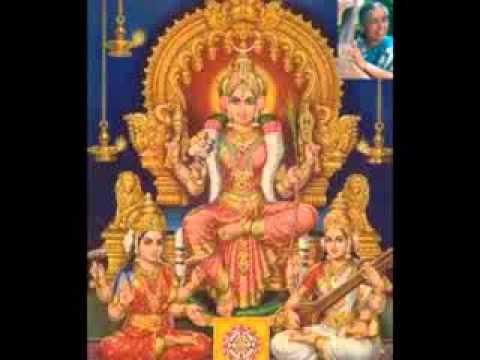 Sri Lalitha Sahasranamam (slow Chanting) For Learners 1 6 video