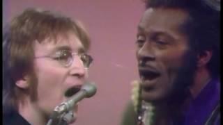 Chuck Berry John Lennon 1972 Hq