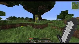 MINECRAFT: mixture mod ep.3 -l'albero gigante 1/2-