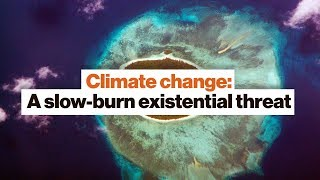 Climate change: A slow-burn existential threat | Jon Gertner