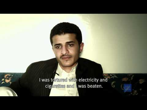 Yemen: Detained, Tortured, and Disappeared