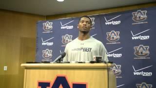Auburn quarterback Nick Marshall talks about marijuana citation: Aug. 10, 2014