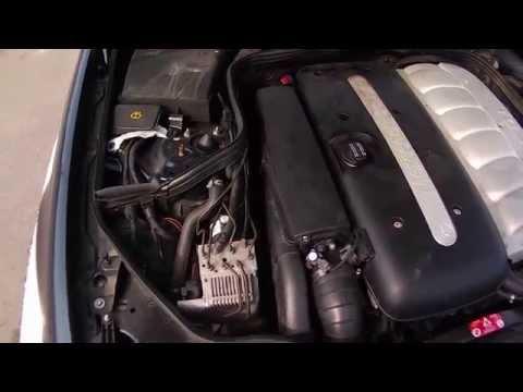 Дальнобой по Европе.Обзор Mercedes-Benz E320 CDI T (Classic W211) 2003 г.