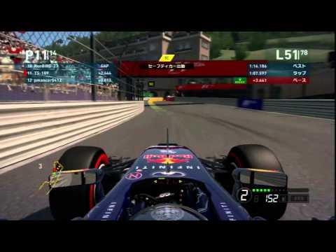 F1 2014 MGT-CUP 第6戦 モナコGP