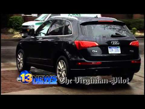 13News Anchor Vanessa Coria and The Virginian-Pilot Automotive Editor Larry Printz take a look at the Audi Q5.