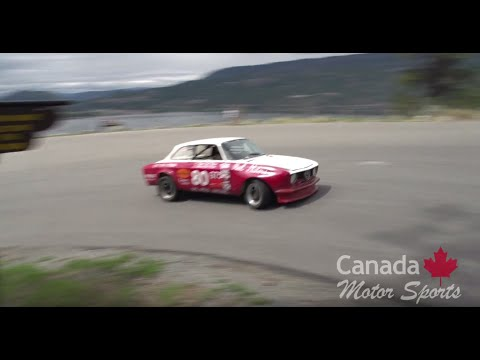 Knox Mountain Hill Climb 2013 Saturday highlights