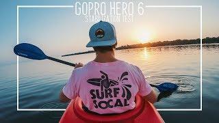 GoPro Hero 6 Stabilization Test » GoPro Tip #3