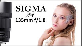 Edición de retrato del SIGMA ART 135mm f/1.8
