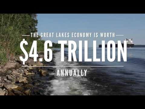 DRAIN - Great Lakes Documentary Trailer