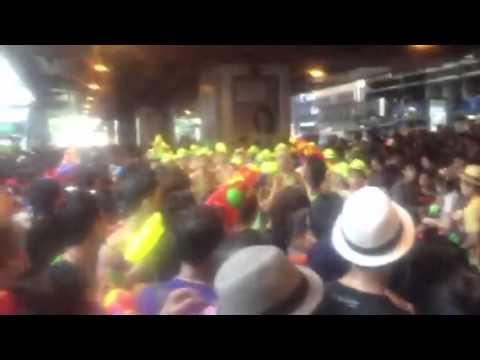 Songkran (Pride) Silom 2013