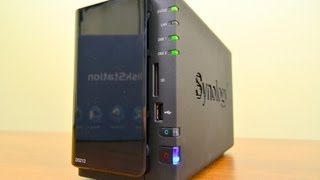 Synology Diskstation DS212 NAS Unboxing