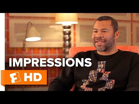 Jordan Peele Impersonates Celebrities Reacting to 'Get Out'