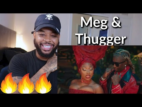 Megan Thee Stallion - Don't Stop (feat. Young Thug) [Official Video] | Reaction