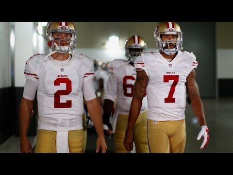 Who Should Start for the 49ers: Colin Kaepernick or Blaine Gabbert?